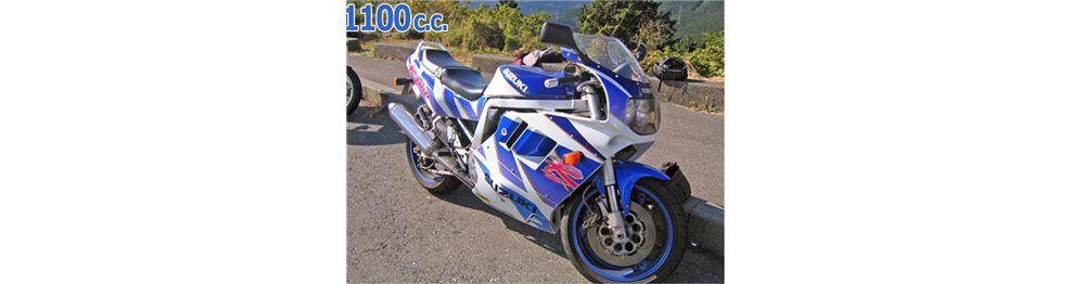 gsx 1100 r 1993 - 1994