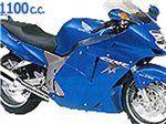 cbr 1100 xx 2002 - 2007