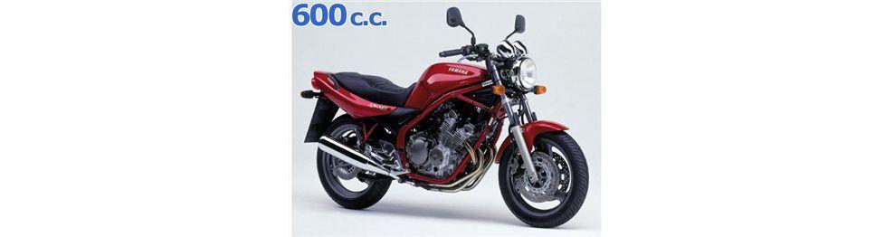 xj 600 1999-2002