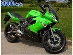 er6 f 650 cc 2009 - 2011
