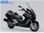 silver wing 600 2000-2009