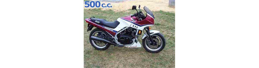 vf 500 1984-1985