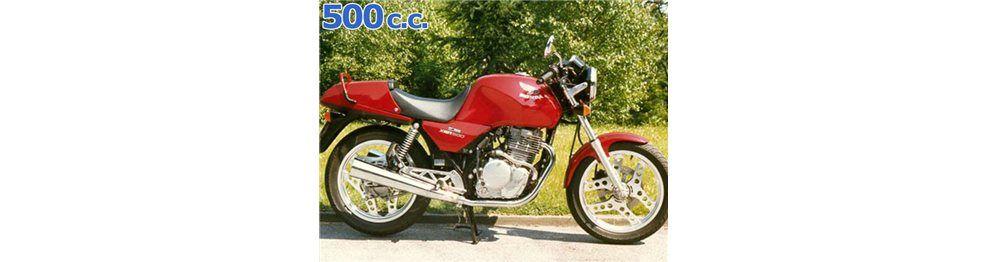 xbr 500 1985-1989
