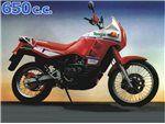 tengai 650 1989-1991