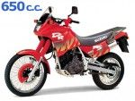dr rs 650 1995-1996