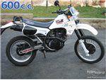 klr 600 1985-1989