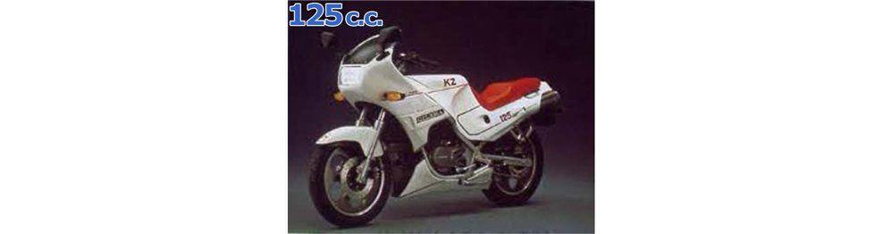 kz 125 1986-1990