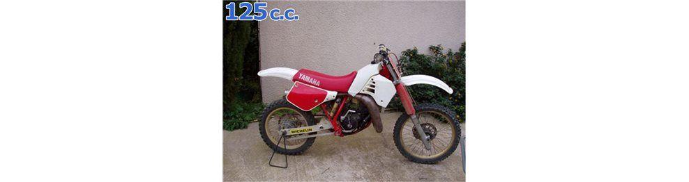 yz 125 1986 - 1989