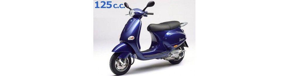 vespa et4 125 2005-2009