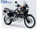 africa 750 1995-2003