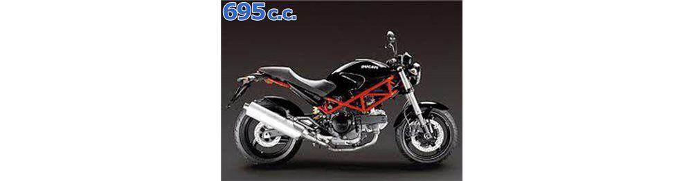 monster 695 2006-2007