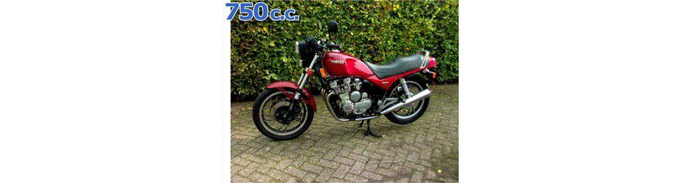 xj 750 1981-1985
