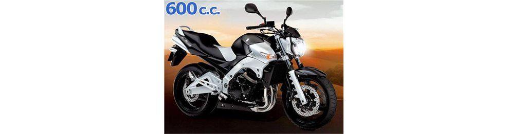 gsr 600 2006-2008