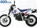 tt600s 1993 - 1995