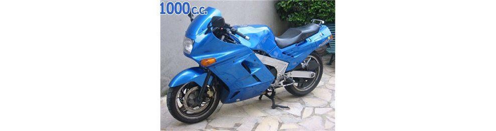 zx10 1000 cc 1988 - 1990