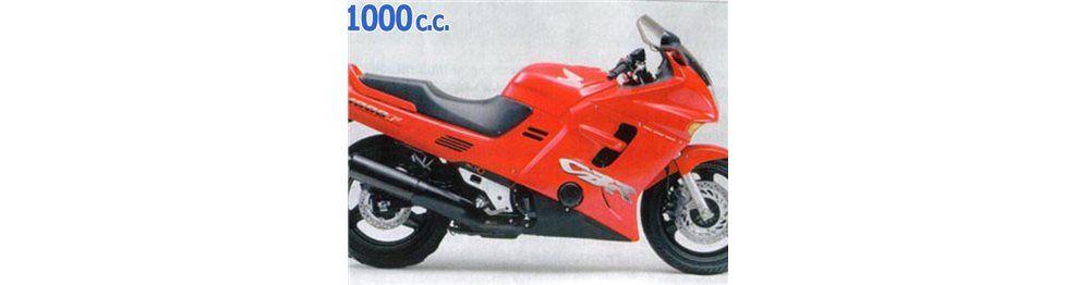 cbr dual 1000 1993-1999