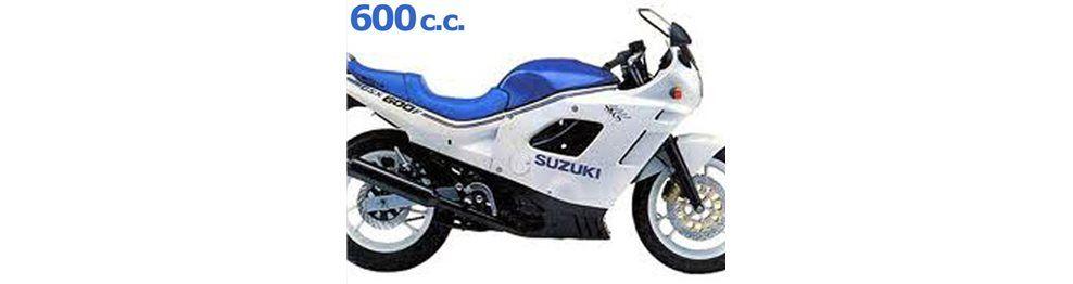 gsx 600 f 1988 - 1990