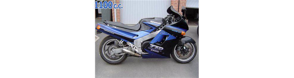 zzr 1100 1991 - 1992
