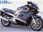 gsx 1100 f 1100 1991-1994