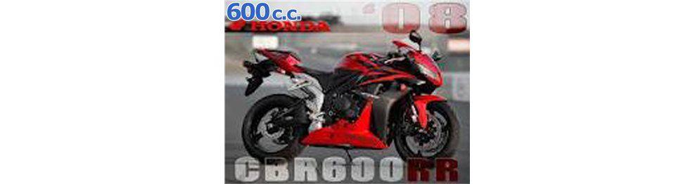 cbr 600 rr 2009 - 2012