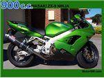 zx9 r 900 cc 1998 - 1999