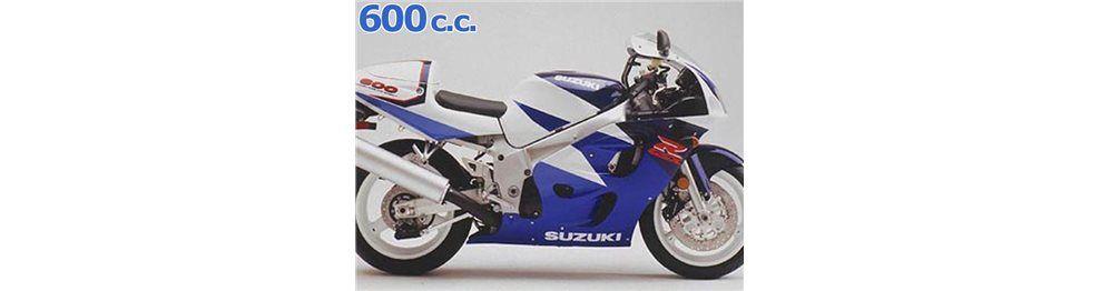 gsx 600 r 1998 - 2000