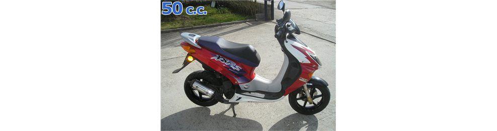 x8 r 50 1998-2001