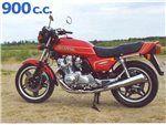 cb 900 1980-1982