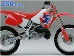 cr 250 1993-1994
