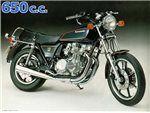 kz 650 1980-1985