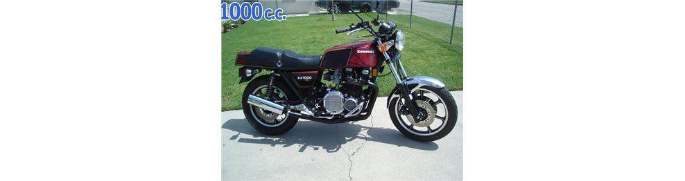 kz st 1000 1980-1981