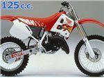 cr 125 1991-1992