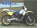 430 cc 1985 - 1988