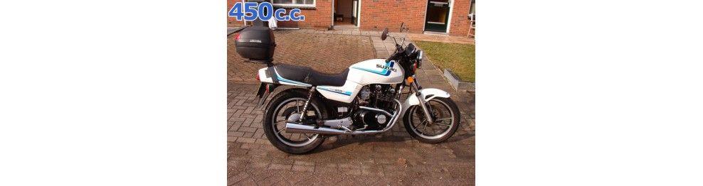 gs e 450 1987-1989