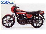 gpz 550 1981-1984