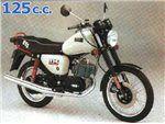 mz 125 1981-1982