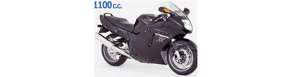 cbr 1100 xx 1999 - 2001