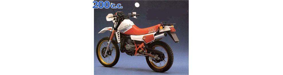 rx 200 1985-1986