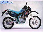 klx 650 1995-2000