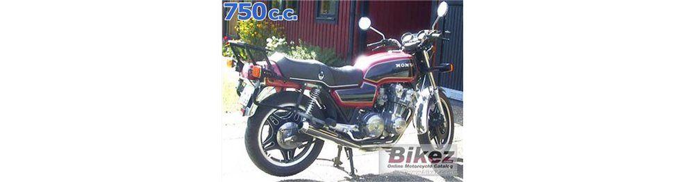 cb 750 1982-1992