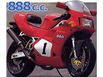 888 cc 1991 - 1993