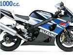 gsx 1000 r 2003 - 2004