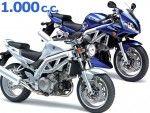 sv 1000 y 1000 s 2003 - 2008
