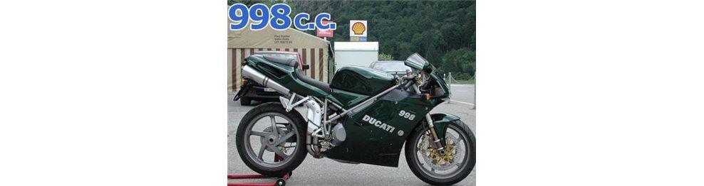 998 2002 - 2004
