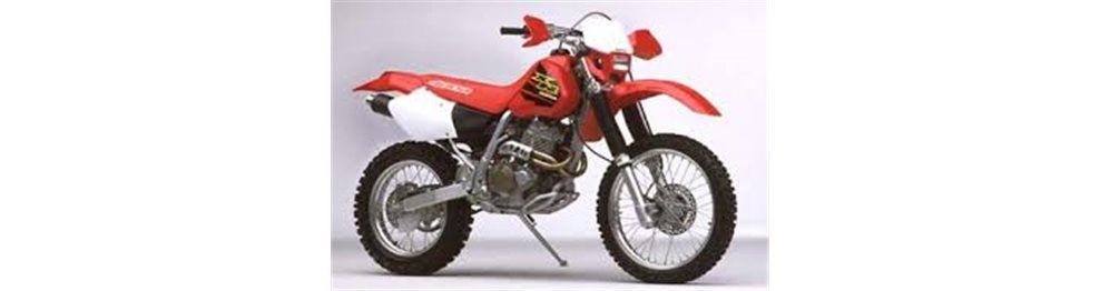 xr 400 1996-2000