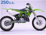 kx 250 2002-2004