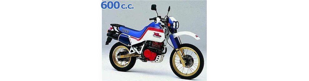 xl 600 1984-1986