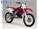 cr 125 2001-2002