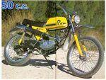 minicross 50 1984-1985