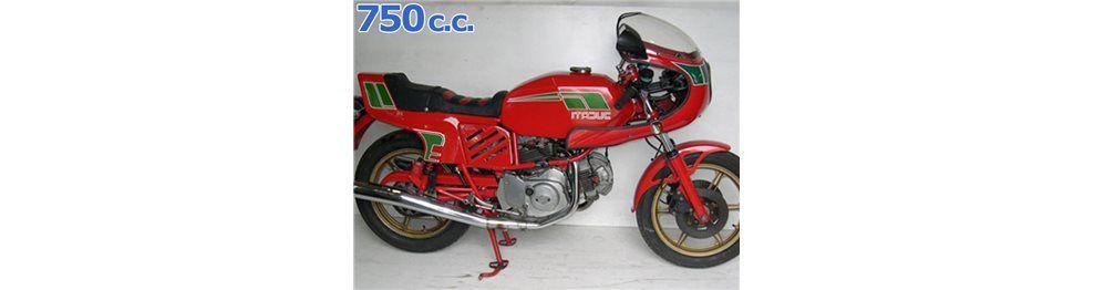 pantah 750 1981-1982